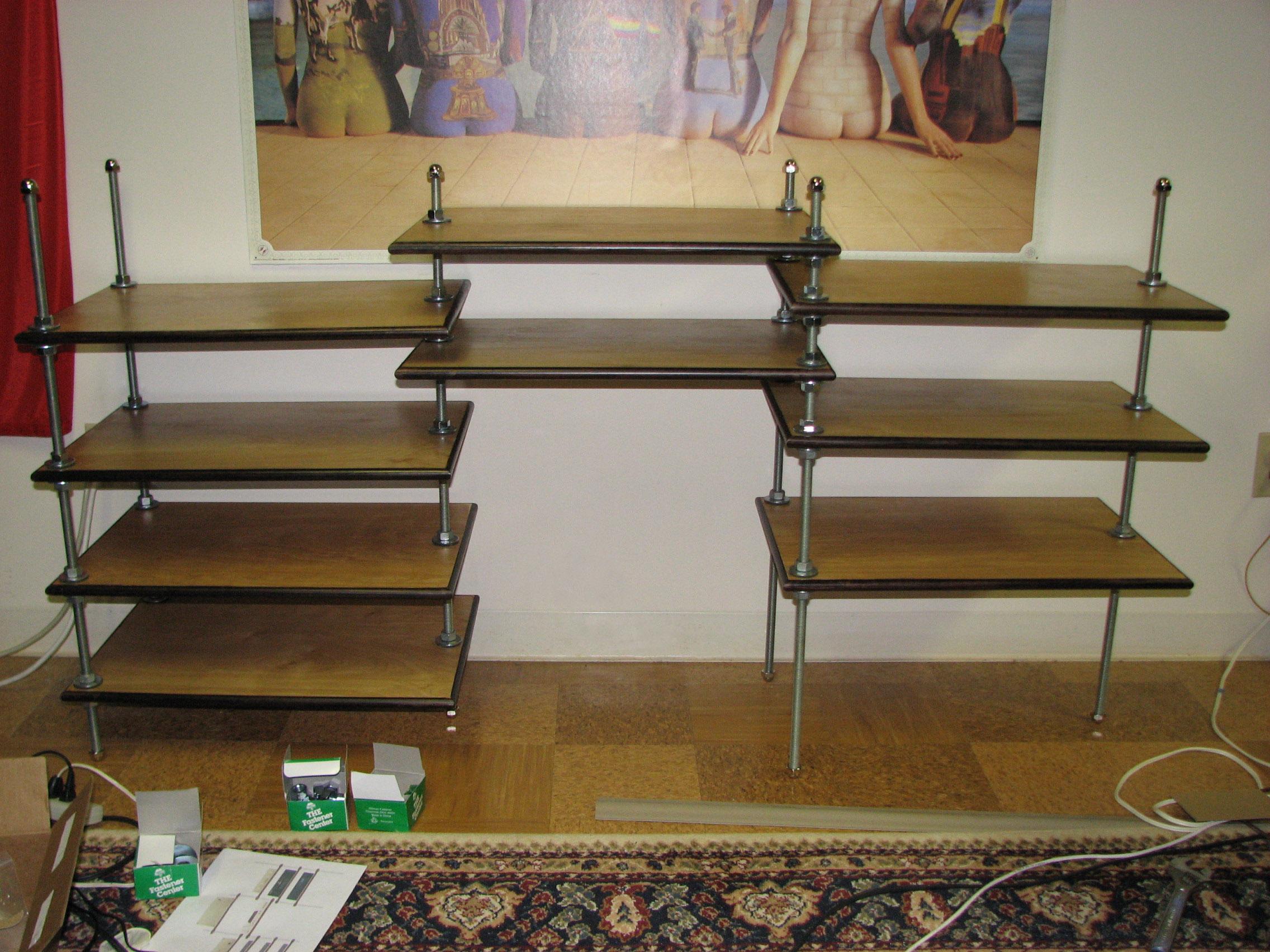 how to build garage storage cabinet | Quick Woodworking ...